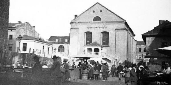 Kraków, Kazimierz