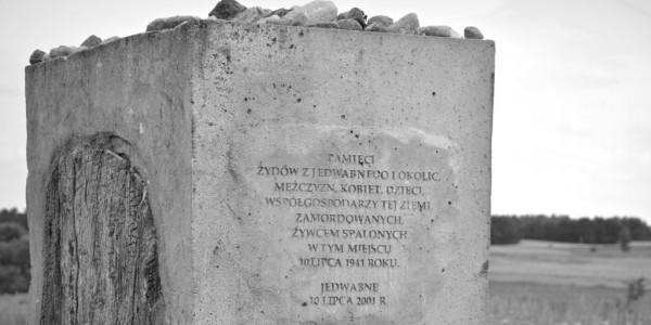 Jedwabne - Pamięci Żydów