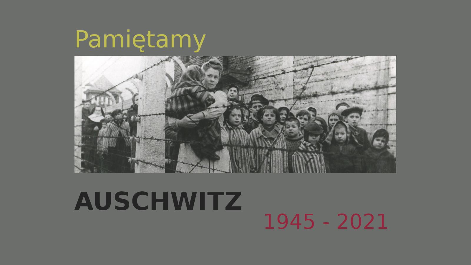 76 rocznica wyzwolenia obozu Auschwitz-Birkenau